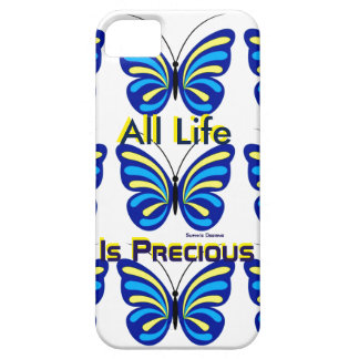 """""""All LIfe... Is Precious"""" -iPhone case - DS"""