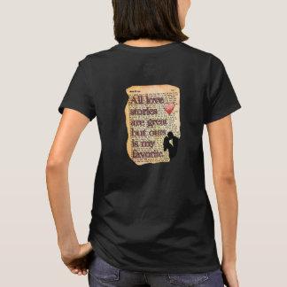 All Love Stories -- T-shirt