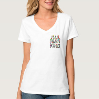 ALL MANKIND GIRLIE SHIRT COLOUR