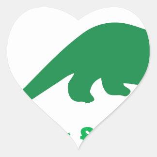 All My Friends Heart Sticker