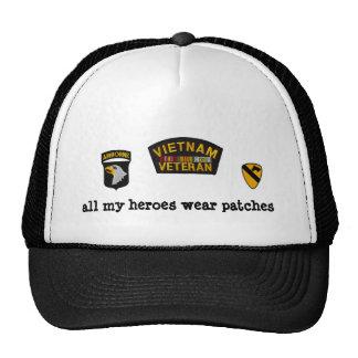 All my heroes cap