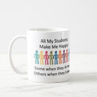 All My Students Make Me Happy Mug