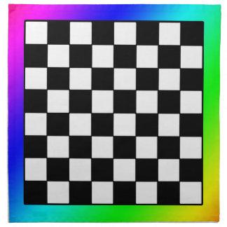 ALL Napkins jGibney Color Create Chessboard The MU