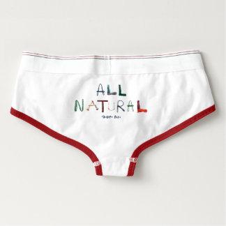 All Natural - American Apparel Briefs