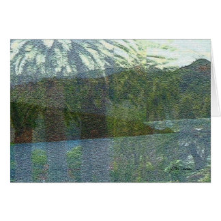 All Occasion Greeting Card-New Zealand scene Card