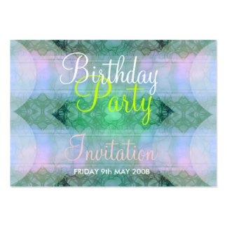All Occasion Invitation Card Pack Of Chubby Business Cards