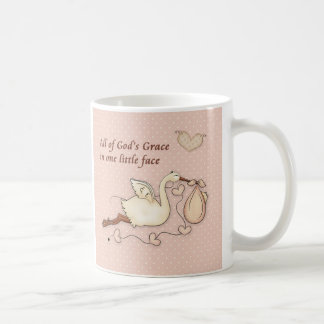All of God's Grace in One LIttle face Coffee Mug