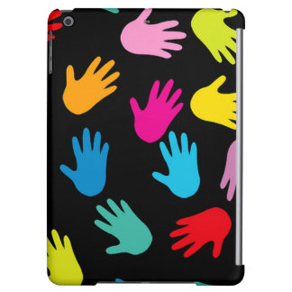 all over hands case for iPad air