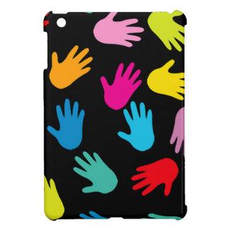 all over hands iPad mini cases