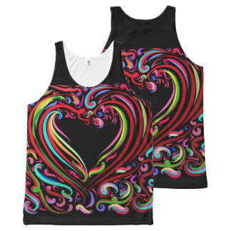 All-Over Hearts Shirt