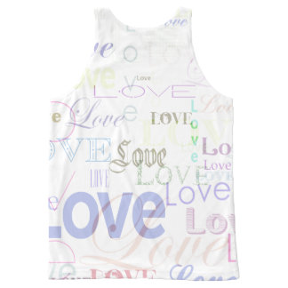 All-Over Love Shirt