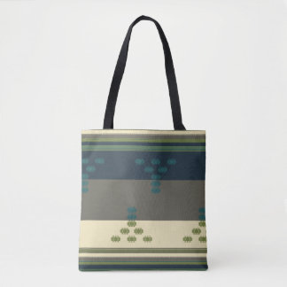 All Over Print Tote bag Aztec Kilim Cutshuttle
