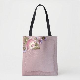 All-Over-Print Tote Bag, Medium
