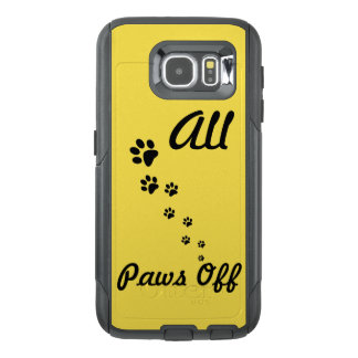 All Paws Cell Phone Case