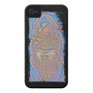 All Pervading an Angelic Creature with Glass Ball Case-Mate iPhone 4 Cases