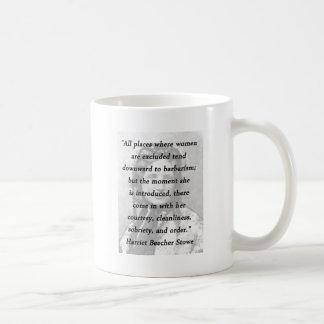 All Places - Harriet Beecher Stowe Coffee Mug