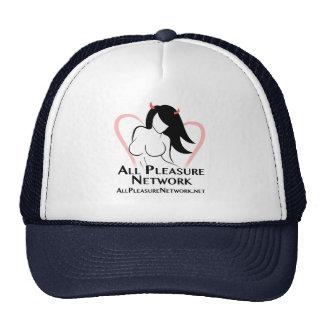 All Pleasure Network Hat