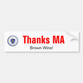 All profits donated to patriot groups. bumper sticker
