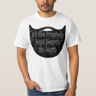 All Prophets Kept Beards T-Shirt