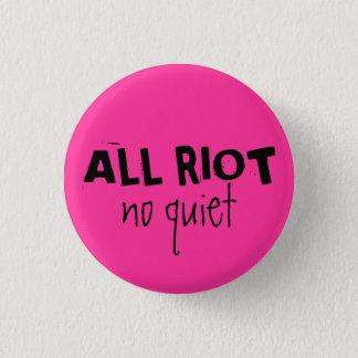All Riot 3 Cm Round Badge