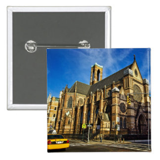 All Saints Church in East Harlem button