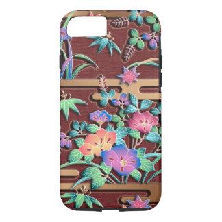 All seasons flowers iPhone 7 case