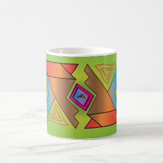 All Seeing Eye Coffee Mug