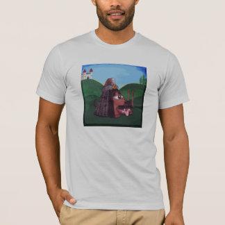 All-Seeing Eye Dog: Bogart the Impaler T-Shirt