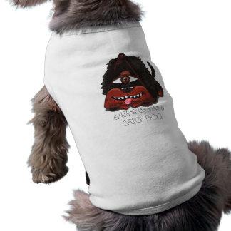 All-Seeing Eye Dog Sleeveless Dog Shirt