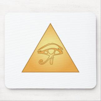 All Seeing Eye Eye of Horus Mouse Pad