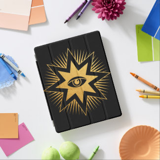 All Seeing Eye Masonic Freemason Symbol iPad Case iPad Cover