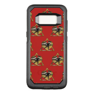 All Seeing Eye OtterBox Commuter Samsung Galaxy S8 Case
