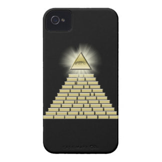 All Seeing Eye Pyramid 2 iPhone 4 Cover