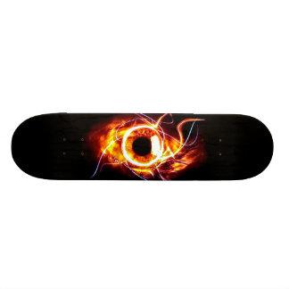 All Seeing Eye Skate Board