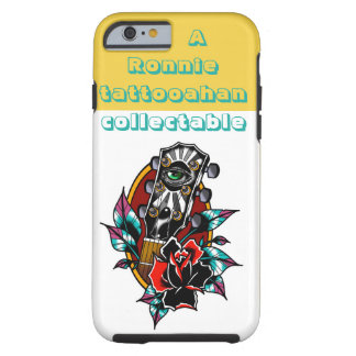All seeing headstock tough iPhone 6 case