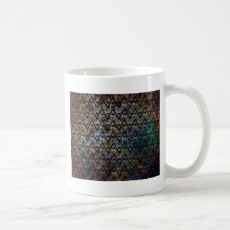All Seeing Pattern Coffee Mug