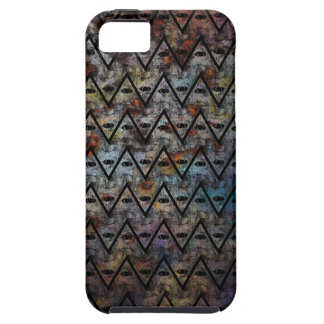 All Seeing Pattern iPhone 5 Cover