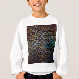 All Seeing Pattern Sweatshirt