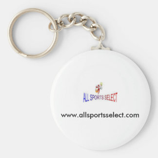All Sports Select Keychains