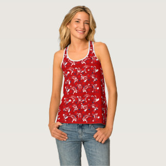 All Star American Racer Back Women's Tank