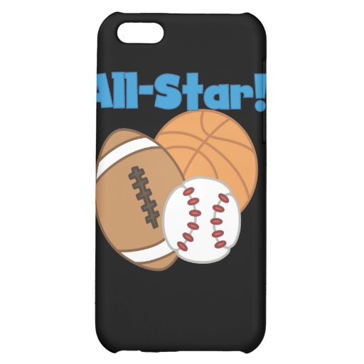 All Star and Gifts Case For iPhone 5C