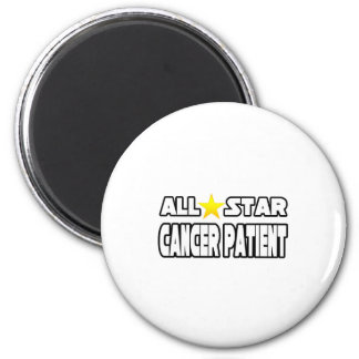 All Star Cancer Patient Magnets