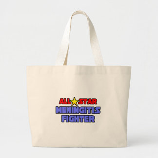 All Star Meningitis Fighter Tote Bag