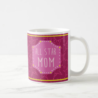 All Star Mom Gift Mug