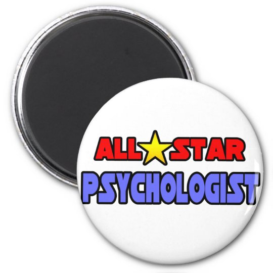 All Star Psychologist Magnet