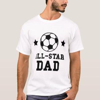 All Star Soccer Dad T-Shirt
