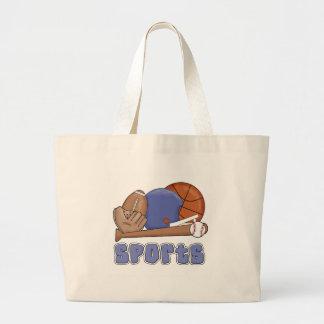 All Star Sports Jumbo Tote Bag
