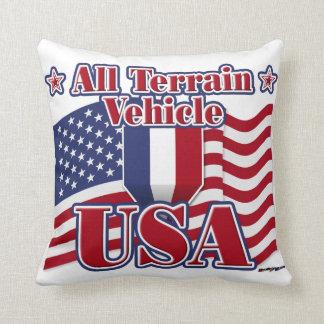 All Terrain Vehicle USA Cushion