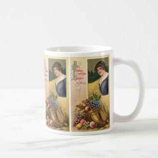 All Thanksgiving Bounty Be Thine Coffee Mug