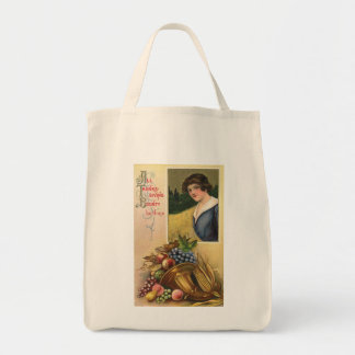All Thanksgiving Bounty Be Thine Canvas Bag